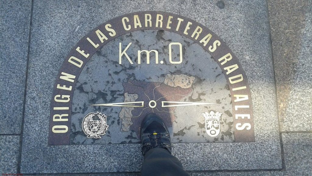My Camino – Madrid to Finisterre