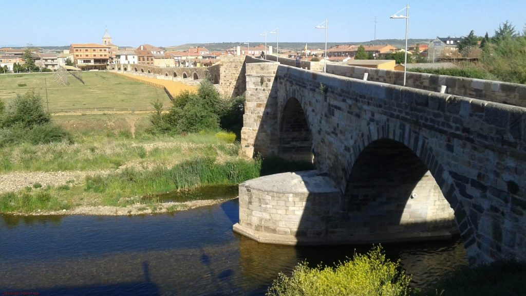 Madrid Camino Day 19 – San Martin to Astorga