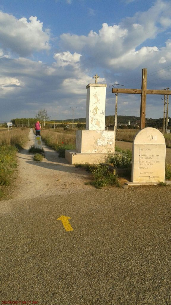 Madrid Camino Day 20 – Astorga to Rabanal del Camino