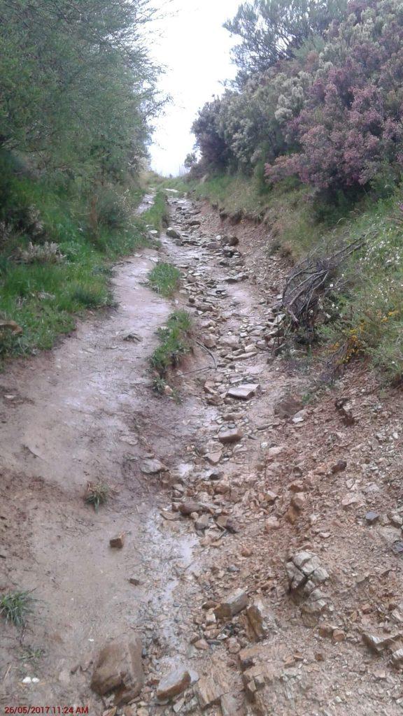 Madrid Camino Day 21 – Rabanel to El Acebo de San Miguel